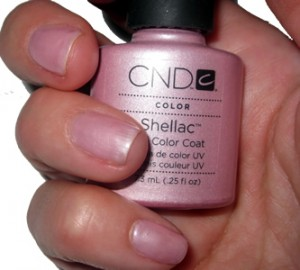 CND Shellac 2 Week Soak Off Gel Polish
